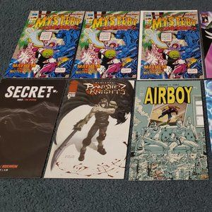 Image Comics Lot #3
